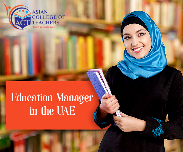 Education manager in UAE