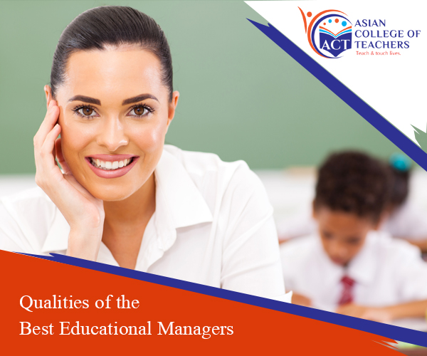 Qualities of education managers