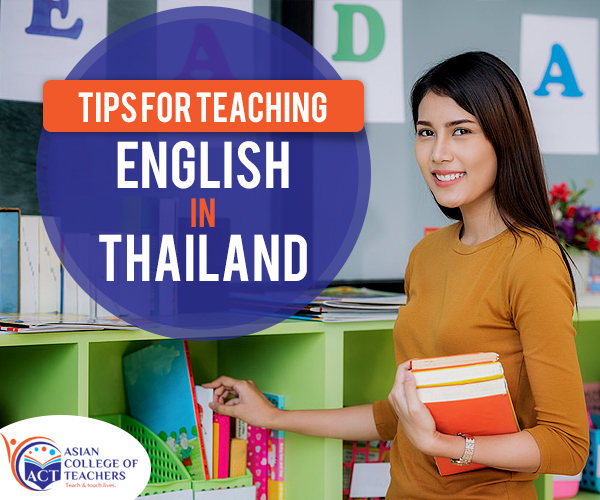 how to become an english teacher in thailand