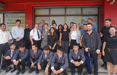 TEFL Business Learners