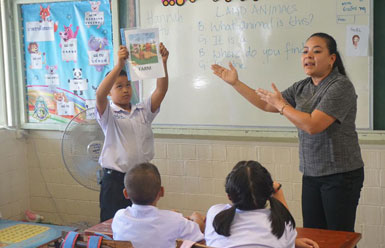 Certificate in Teaching with specialization in TEFL/TESOL