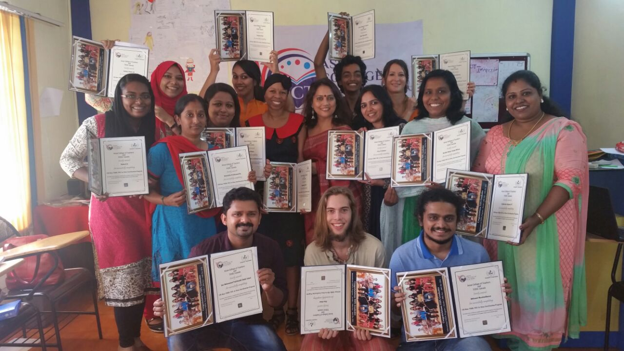 TEFL Course Kerala
