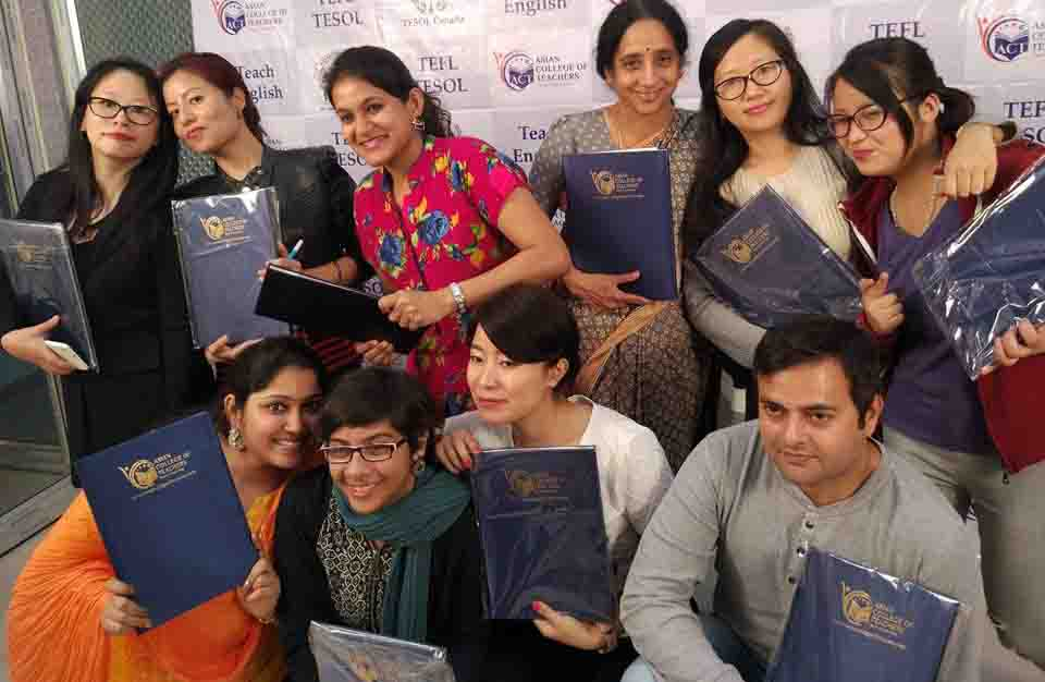 TEFL Course Kolkata