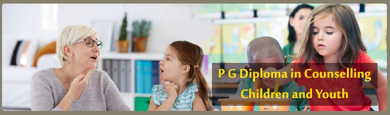 P G Diploma in Counselling Children and Youth